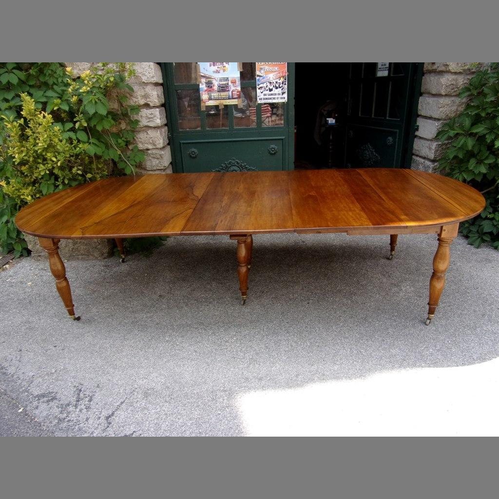 M ounes antiquit s antiquaire sp cialiste du mobilier for Table 6 pieds louis philippe